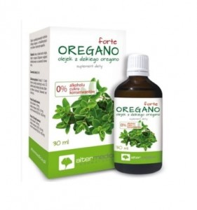 Oregano Forte olejek z oregano ALTERMEDICA 30ml