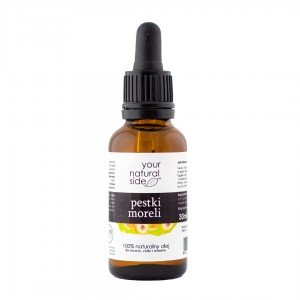 Olej z pestek moreli  Organic 30 ml YOUR NATURAL SIDE