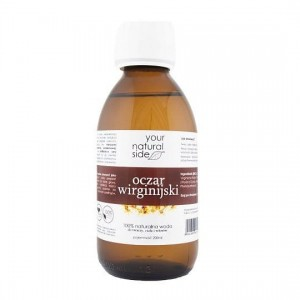 Hydrolat Woda z Oczaru Wirginijskiego YOUR NATURAL SIDE 200ml